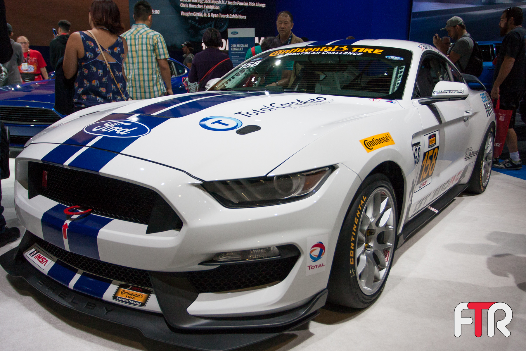 Sema 2015 Coverage – Ford Booth | Fully Torqued Racing Blog