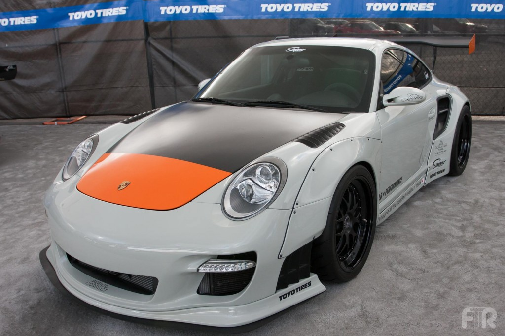 Porsche!