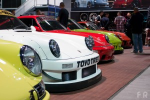 Porsches!