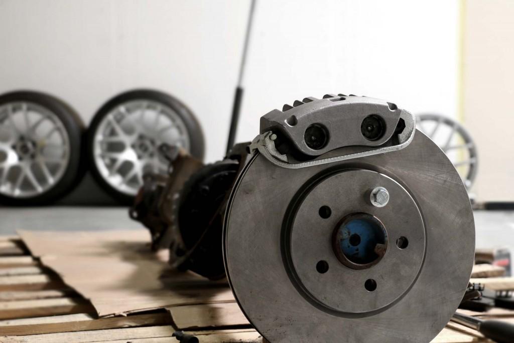 SN95 13 Inch Rear Brakes